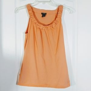 Ann Taylor Sleeveless Top Size Small